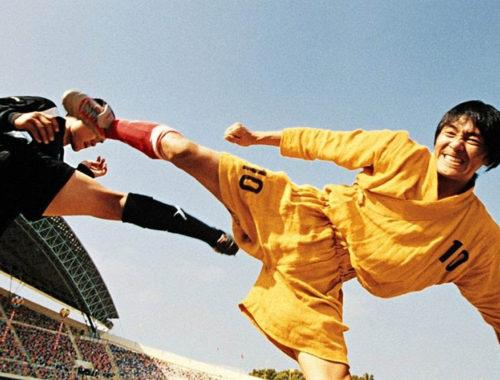 10 เรื่องหนังเกี่ยวกับฟุตบอลที่ดีที่สุดตลอดกาล